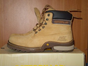 Caterpillar workboot