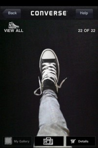 The Sampler by Converse iPhone-app