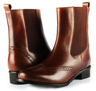Wildflower Chelsea boots