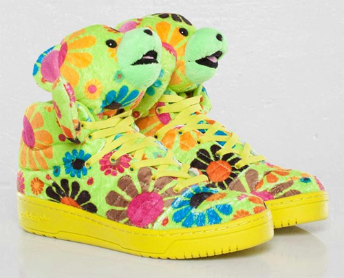 Adidas Originals JS Bear ObyO Jeremy Scott