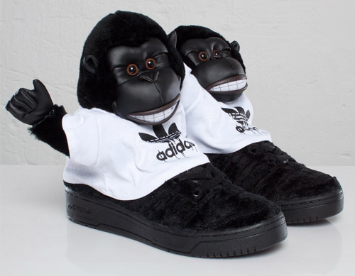Adidas Originals Gorilla ObyO Jeremy Scott