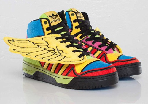 Adidas Originals JS Wings ObyO Jeremy Scott