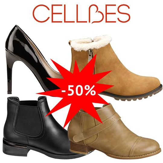 50% rabatt på dyraste varan hos Cellbes med rabattkod